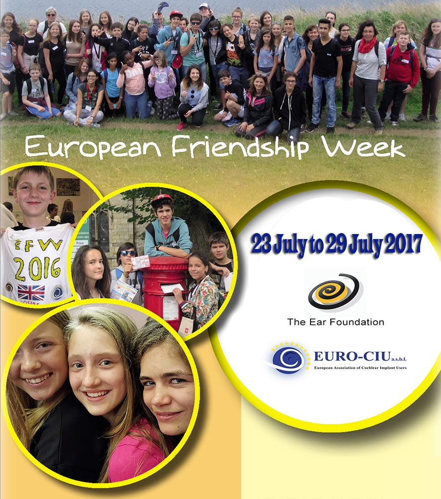 European Friendship Week 2017