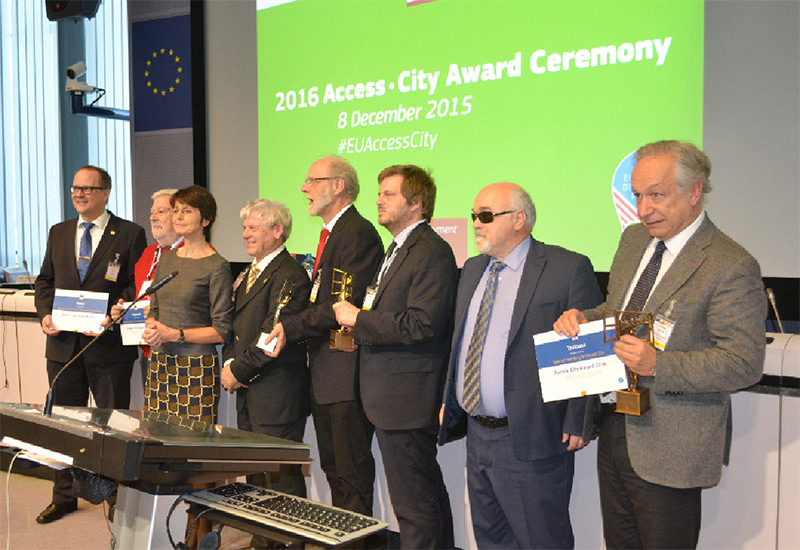 access city award 2015